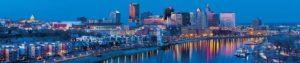 Skyline Saint Paul Minnesota